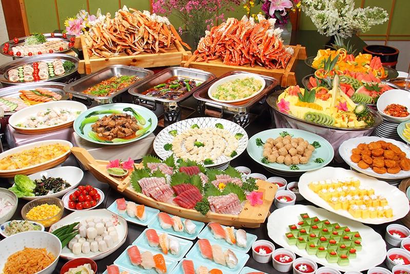 Dinner 2 - Kasugai View Hotel (Official)
