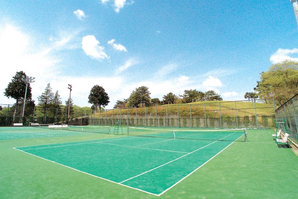 Tennis Court - Hotel Laforet Shuzenji (Official)