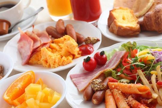 Breakfast - Hotel New Hankyu Osaka (Official)