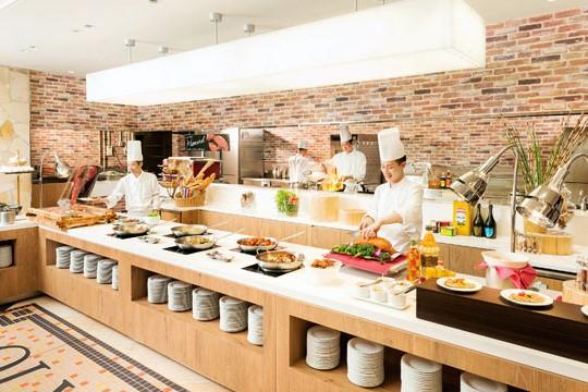 Buffet style OLYMPIA 2 - Hotel New Hankyu Osaka (Official)