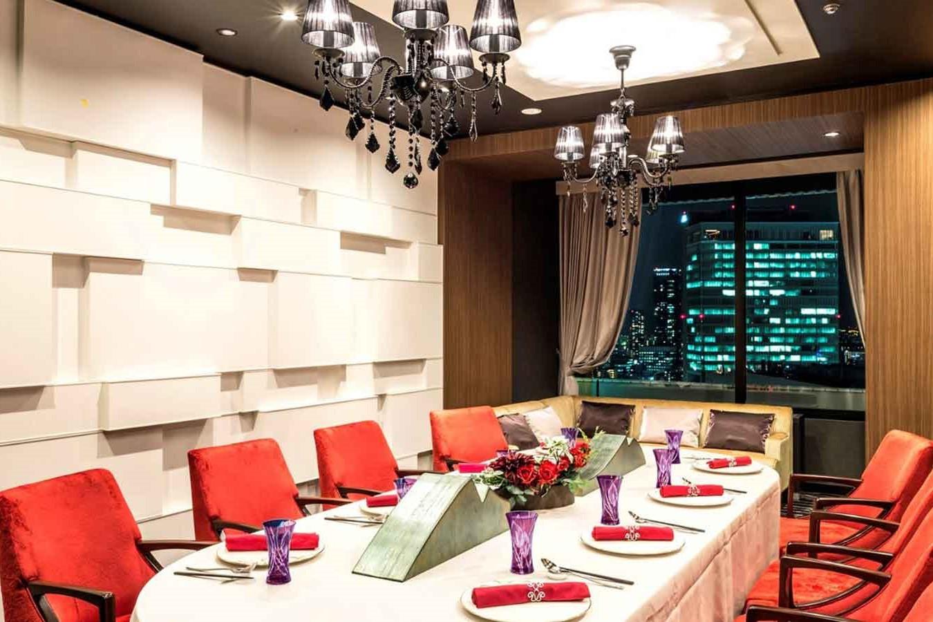 Chinese restaurant GRAND HAKURAKUTEN 2 - Hotel New Hankyu Osaka (Official)