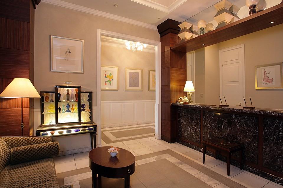 Lobby - Hotel Monterey La Soeur Ginza (Official)