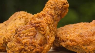 طريقة عمل أصابع الدجاج الكنتاكى الدايت.. بالصور