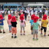 花園幼稚園運動会練習1アイキャッチ画像