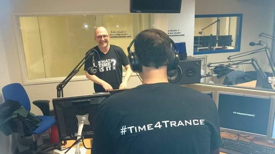 Time4Trance radio show