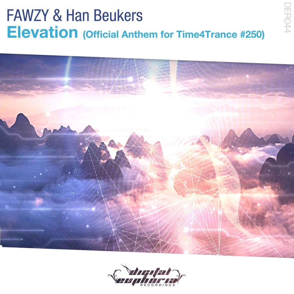 Cover for Elevation official anthem for Time4Trance 250