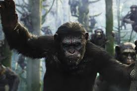 Caesar and the world have changed quite a bit in the 10 years since we left him in Rise of The Planet of The Apes