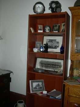 Military Bookcase