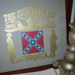 bk on confederacy, John's rm