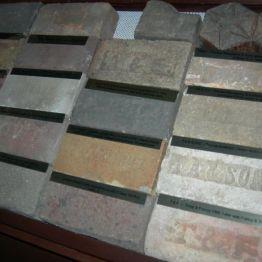 close-up, bricks, John's rm