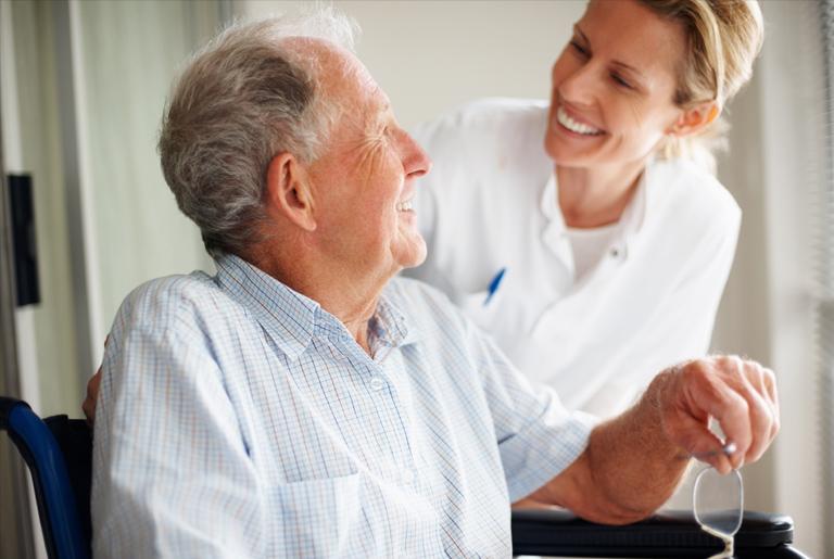 senior care services ct