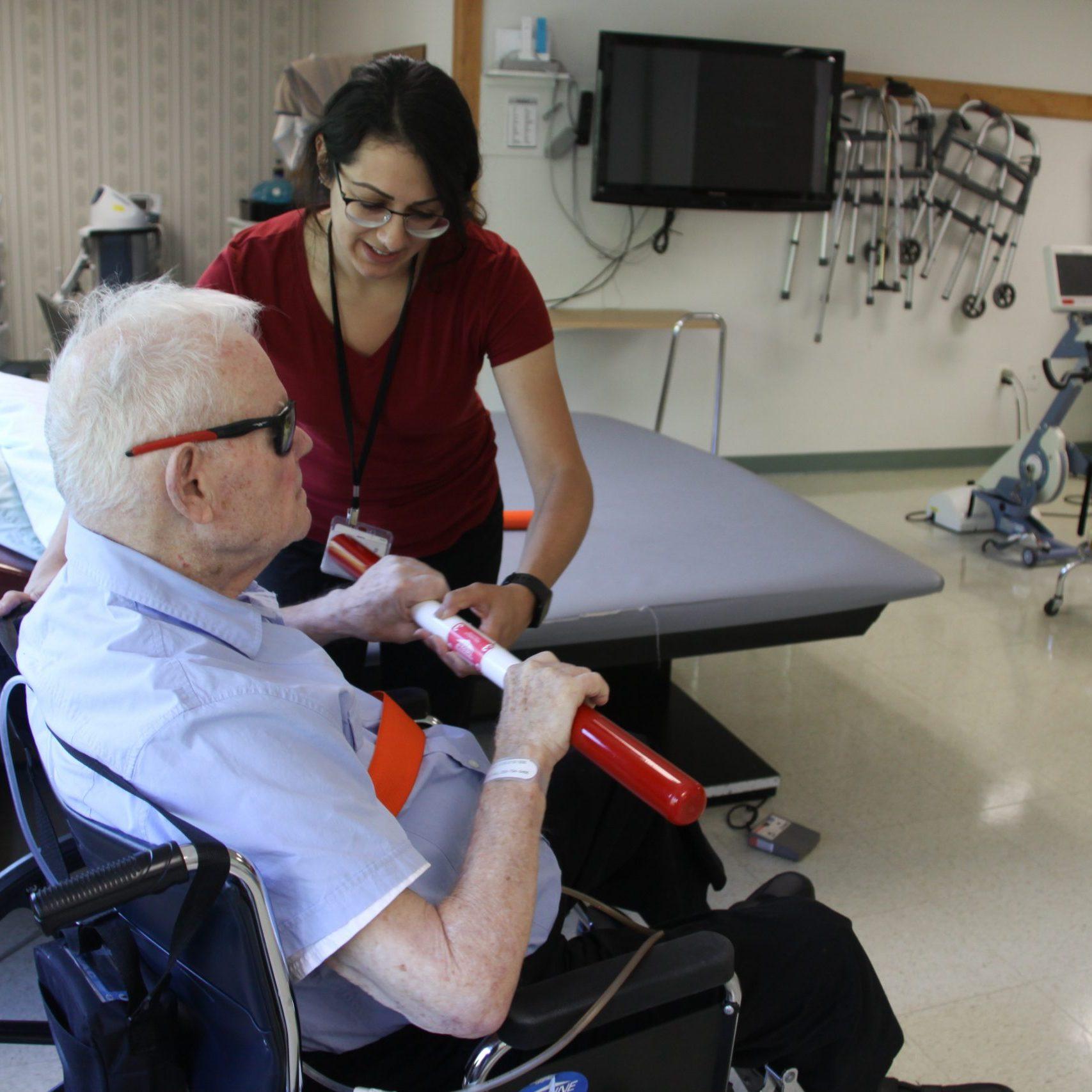 outpatient senior rehab