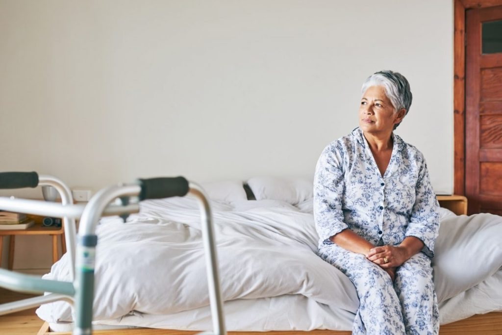 recognizing the signs for a nursing home