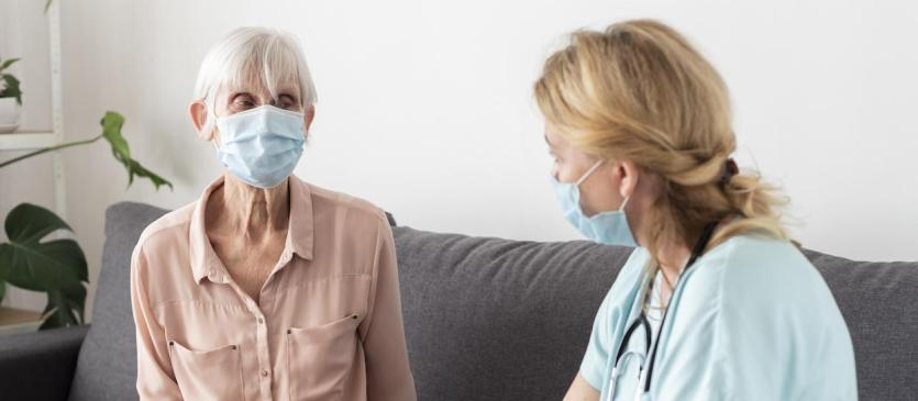 covid 19 nursing home visitors