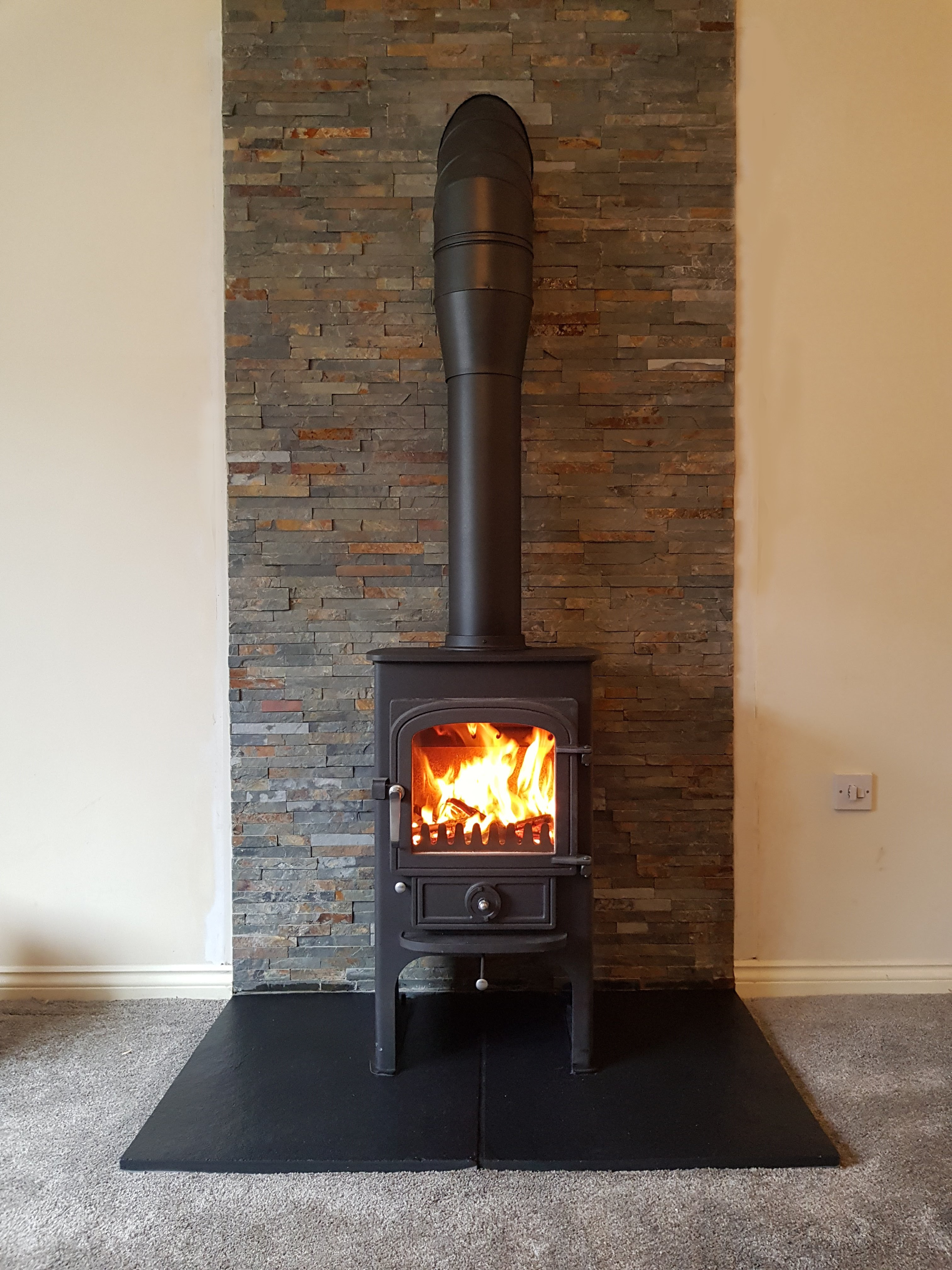 hancock stoves and flues