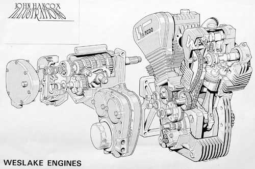 Weslake Engines