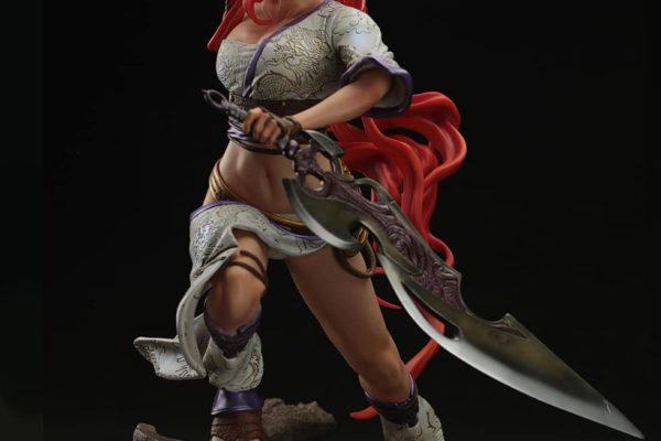 Heavenly Sword - Nariko