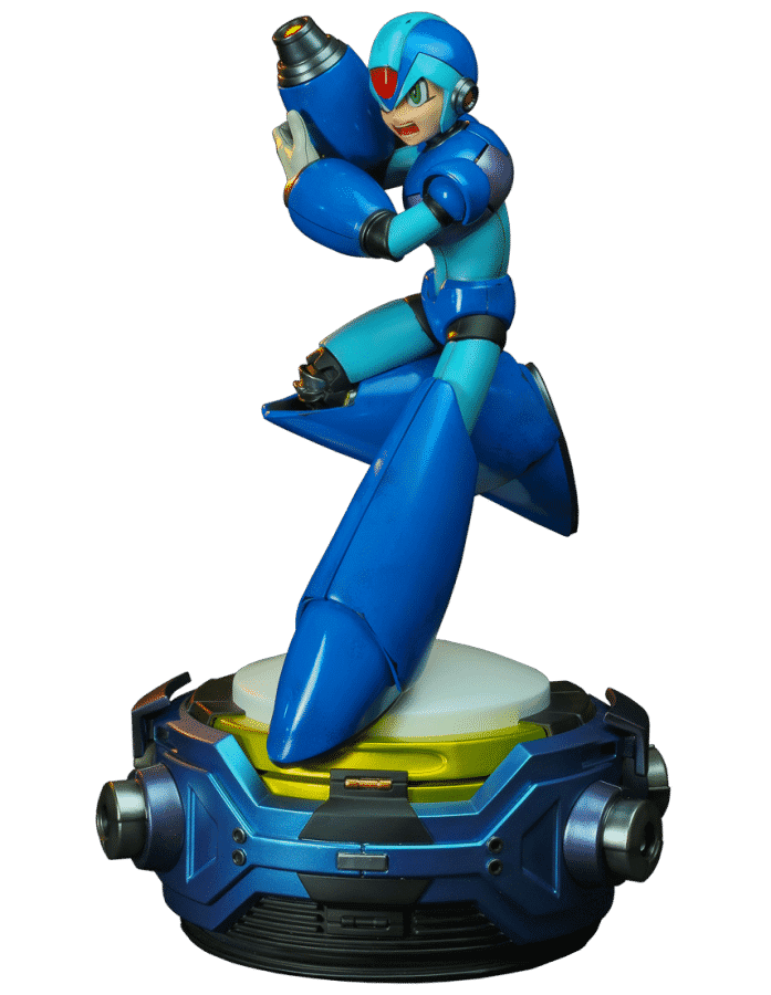 Mega Man X - Blue Edition