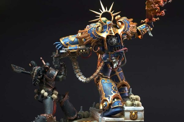 HMO-Guilliman-Chaos-Space-Marine-Diorama