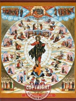 The Apostolic Preaching-Orthodox-icon