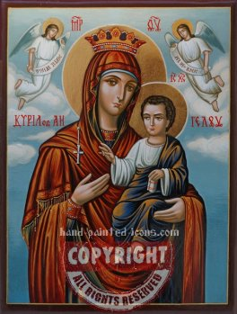 The Holy Virgin-Gozpozha-Angelov