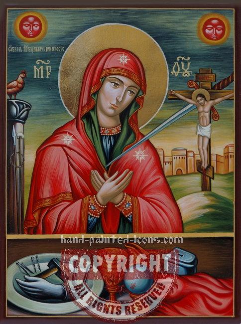 The Mother of God-Novokaydskaya-Samarskaya