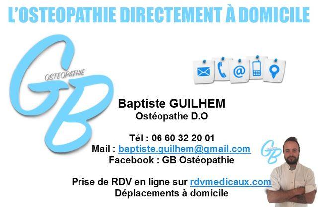 GB Ostéopathie