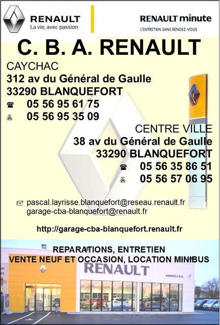 Renault CBA