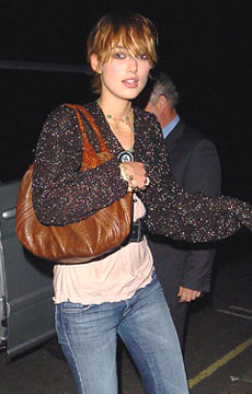 Keira Knightley S Fendi Spy Bag Handbag Blog