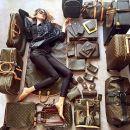 how much is a louis vuitton purse belt wallet