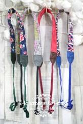 Fabric camera straps