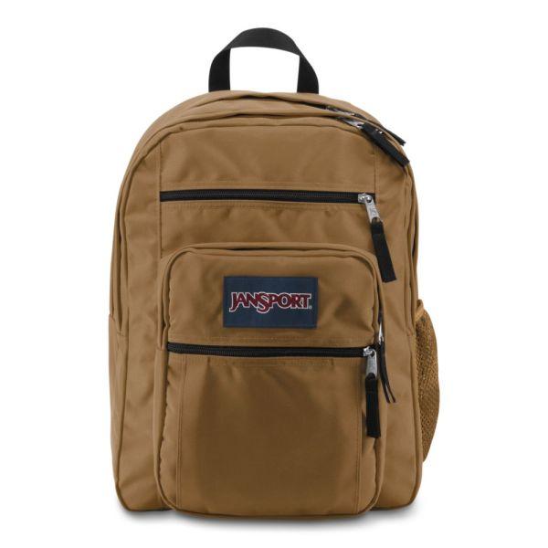 Jansport Big Student Backpack Carpenter Brown Backpacks