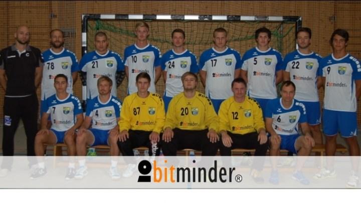 Die erste Herrenmannschaft holt sich zwei Punkte beim TSV Dachau 65   35:30 (17:15)