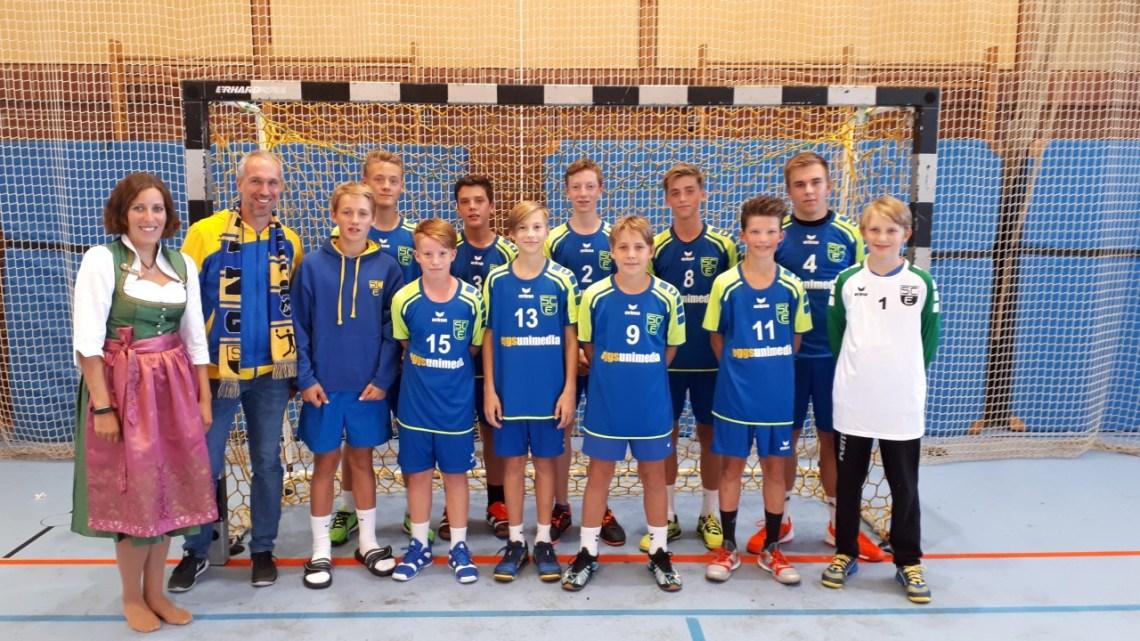 C-Jugend kämpft in Wertingen um Punkte!