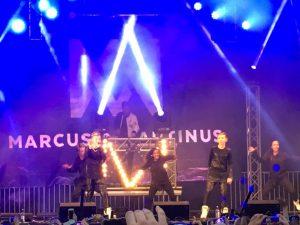 Fredrikstad Cup 2016 konsert