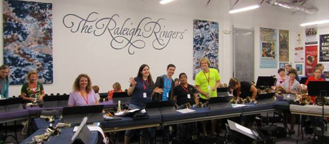 Tricks and Tips from the Raleigh Ringers