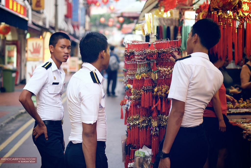 thai sailors and trinkets