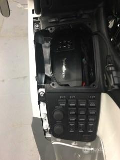 Honda Goldwing Audio