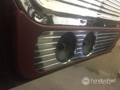 Ford F-100 Audio