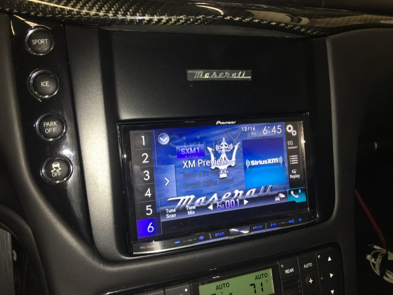 Boat Light Wiring Diagram Gilbert Client Updates Maserati Stereo System In Gran