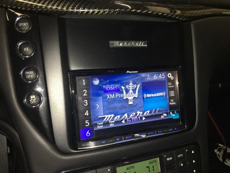 7 way truck wiring diagram clifford car alarm gilbert client updates maserati stereo system in gran turismo mc