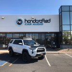 Handcrafted Builds A 2017 Toyota 4runner Trd Pro Handcrafted Auto Marine Offroad