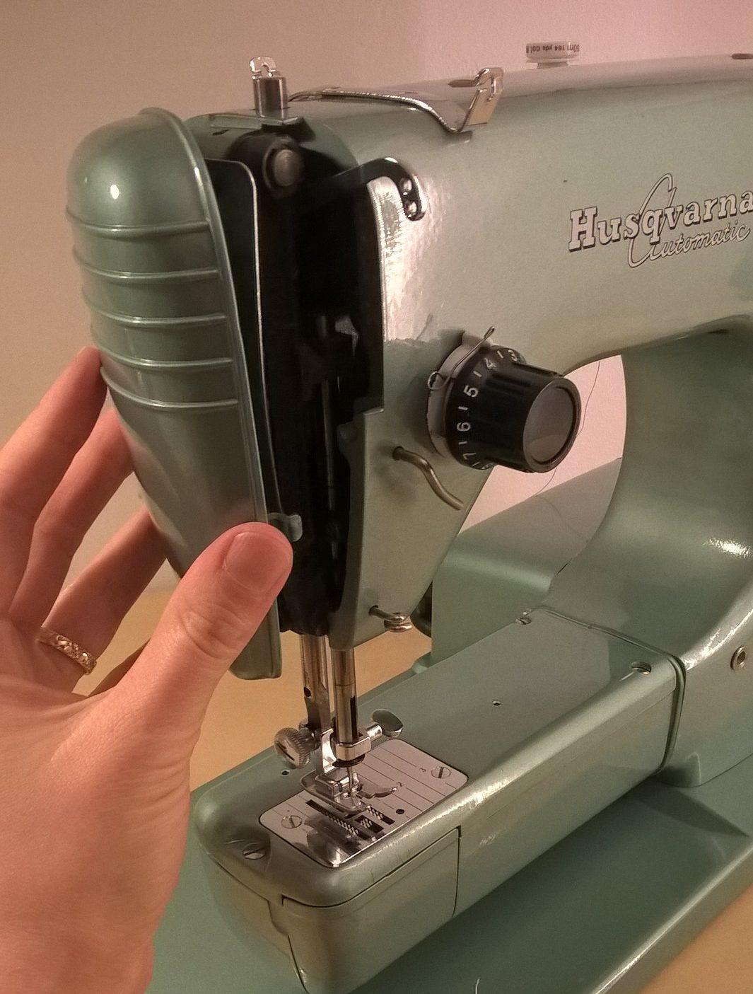 serva symaskin själv