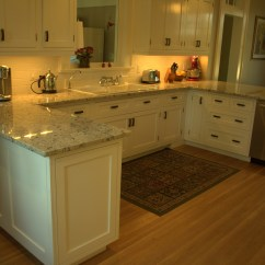 Red Kitchen Garbage Can Furniture Pantry Beautiful White Shaker | Over 25 Years Of Custom Cabinets