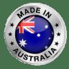 Made in Australia Badge