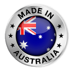 Made in Australia Badge