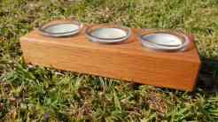 Tea light candle holders make ideal gifts or spoil yourself with some of Australia's finest woodwork online