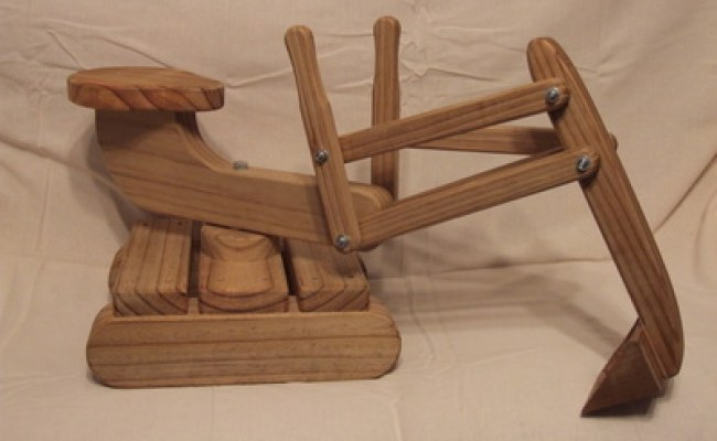 Handcrafted Wooden Toys Home