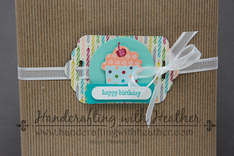 Birthday Basics Makes Gifting Easy Stampin Up Handcrafting With Heather