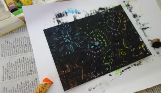 スクラッチのやり方とコツ〜手作りスクラッチカードにも!